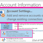 Zoom Meeting details not displayed or Show Up OUTLOOK Using schedule feature